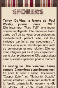 """Une nouvelle photo promotionnelle de la saison 3 pour le magazine """"TV guide"""" vient d'apparaitre, Qu'en penses-tu ?"""
