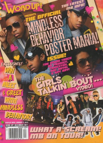 Mindless behavior les plus boow <3 <3'