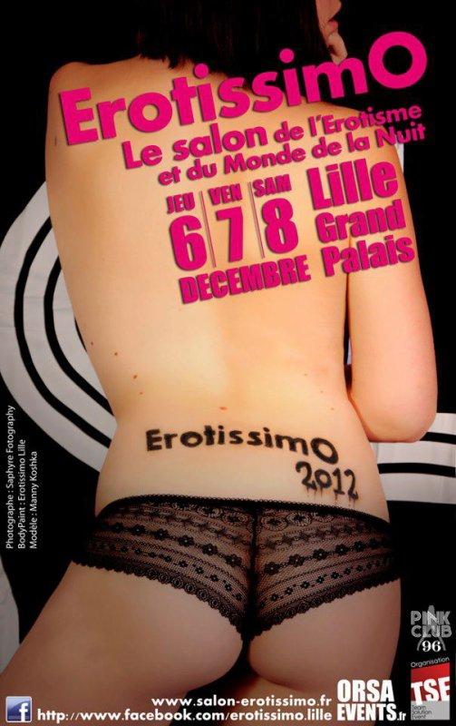 Salon ¤rotissimO de Lille les 6,7,8 Décembre