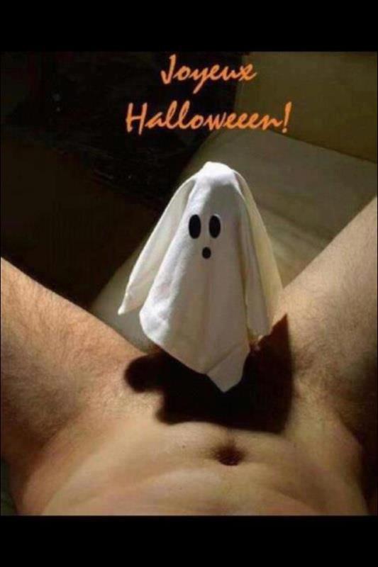 bon Halloween à vous les filles !!!