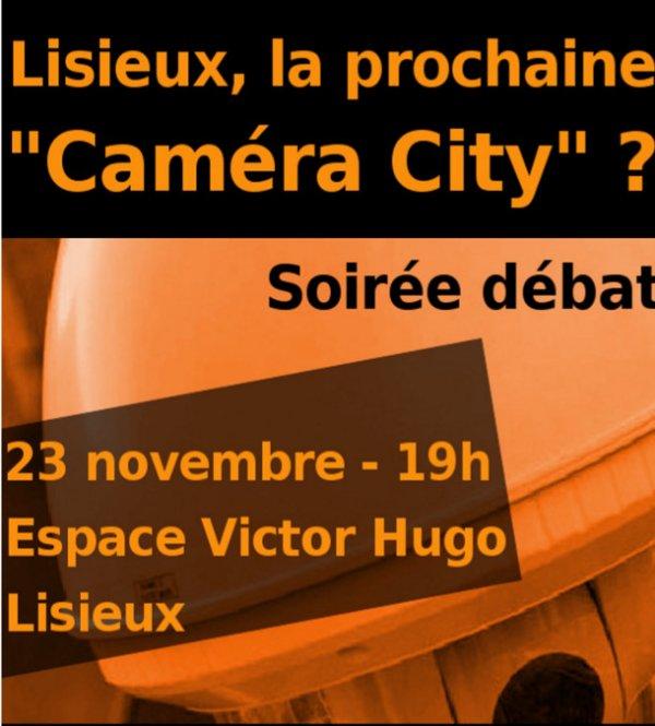 """Lisieux, la prochaine """"Caméra City"""" ?"""