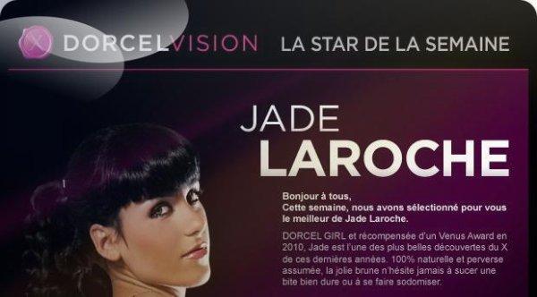 Jade Laroche, actrice X se dévoile pour la 1ère fois !