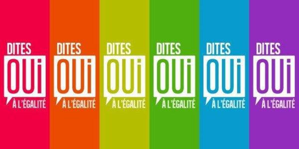Êtes vous pour le mariage gay en France ?