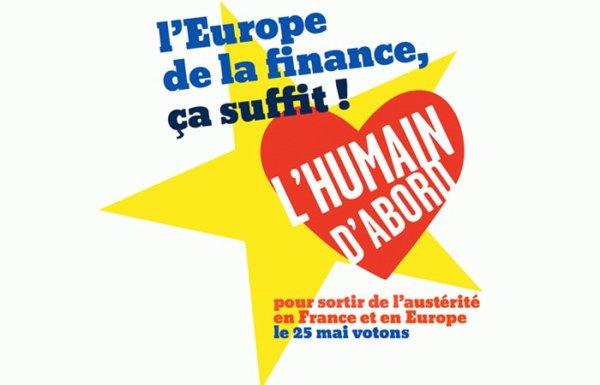 Le 25 mai, contestons la domination de la finance en Europe