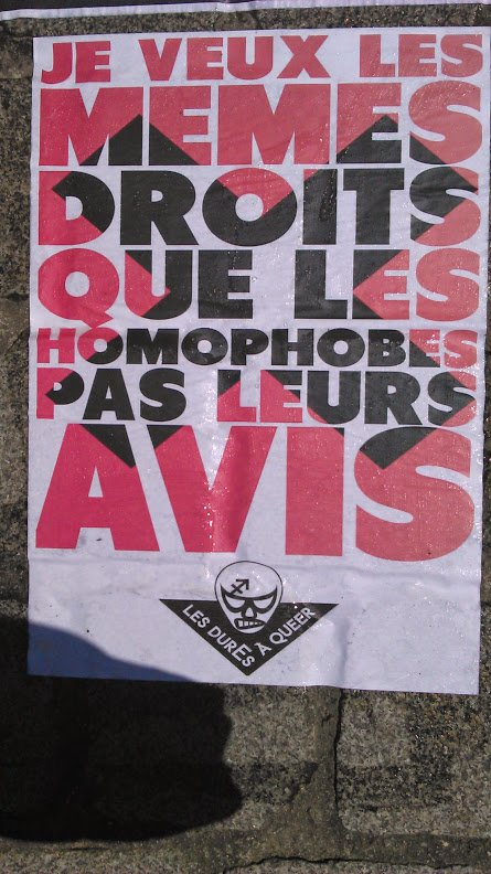 Journée Internationale contre L'homophobie : le collectif Gay Pop's se mobilise