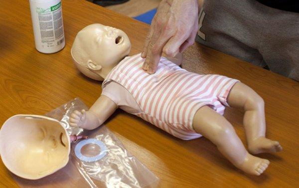 INITIATION AUX PREMIERS SECOURS ENFANT ET NOURRISSON