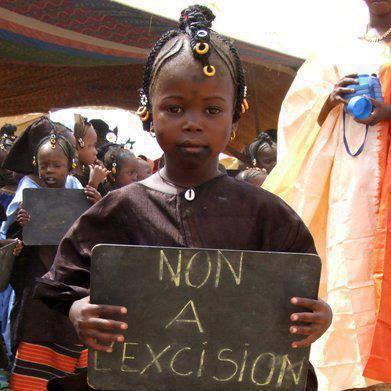 NON à l'excision ...........