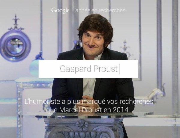 Un Proust peut en cacher un autre .....