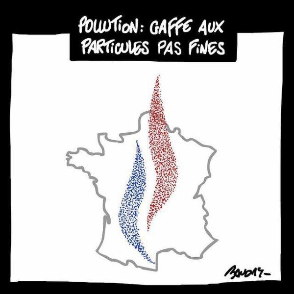 Une seule parade, voter contre le Fléau National ...