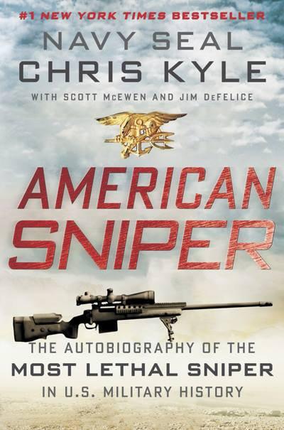Chris Kyle l'Américan Sniper...