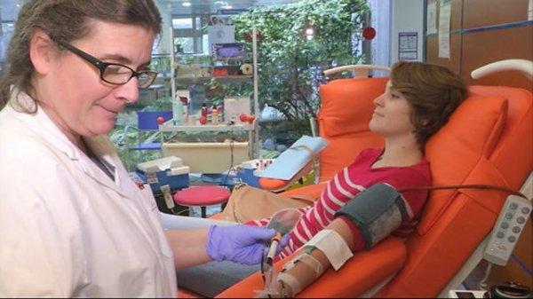 Donner son sang est encore plus nécessaire en hiver