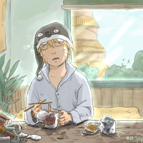 moi le matin ! ^^