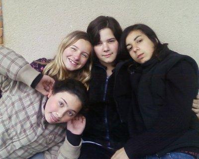 Mes amies et moi