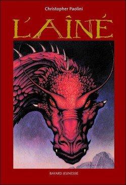 L'Aîné Tome 2 de la série L'Héritage/Eragon de Christopher Paolini