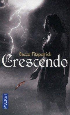 Crescendo de Becca Fitzpatrick Tome 2 Les Anges Déchus