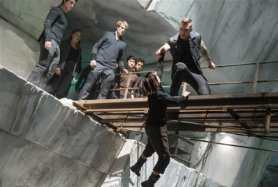 Film Divergente 2014 de Neil Burger