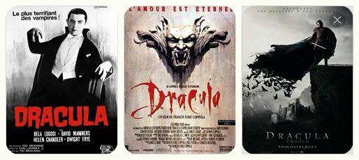 Dracula de Bram Stoker Article Halloween