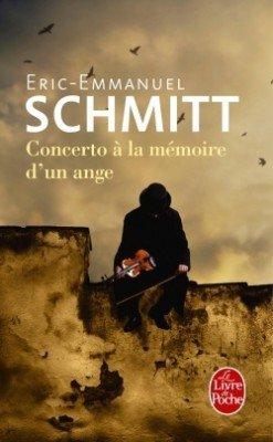 Concerto à la mémoire d'un ange d'Eric Emmanuel Schmitt ( Reccueil de nouvelles )