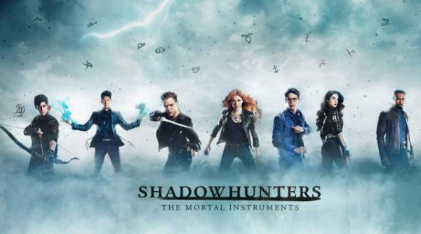 Shadowhunters saison 1 2 3