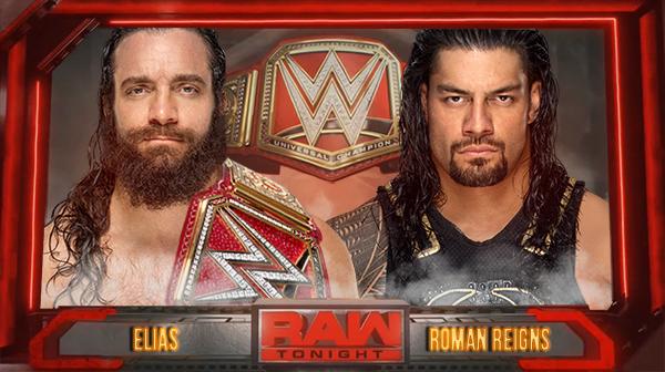 RAW - 11 décembre 2018