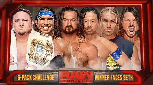RAW - 3 juin 2019
