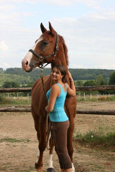 x. Mon cheval, mon amour  .x