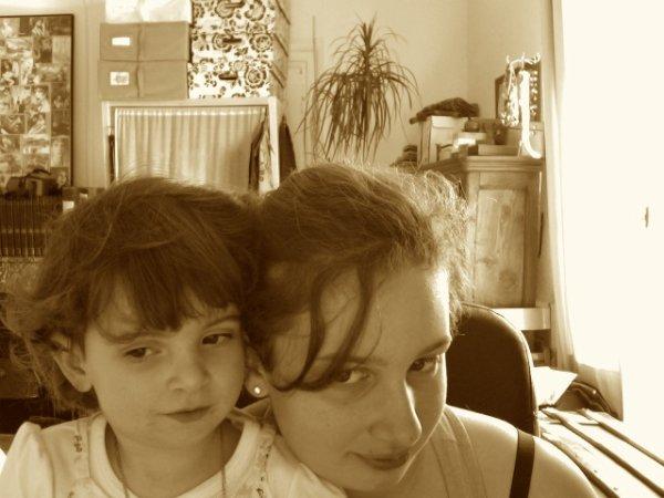 Ma demis soeur et moi