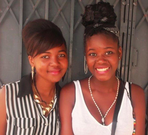moii et ma petite cousine