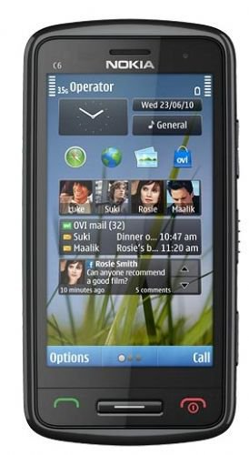 Holiday Deals- Nokia C6-01 (Unlocked Quadband)