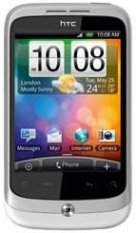 HTC A3333 Wildfire Silver (Unlocked)