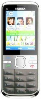 Nokia C5 W.Grey (Unlocked)