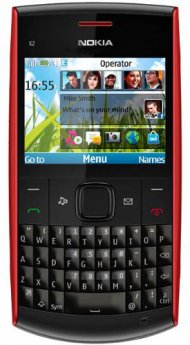 Nokia X2-01 QWERTY Features and specifications