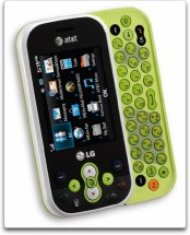Buy LG Neon GT365 AT&T GSM Slider Cell Phone