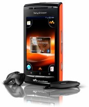 Sony Ericsson w8 Walkman Android Phone Review and Specification