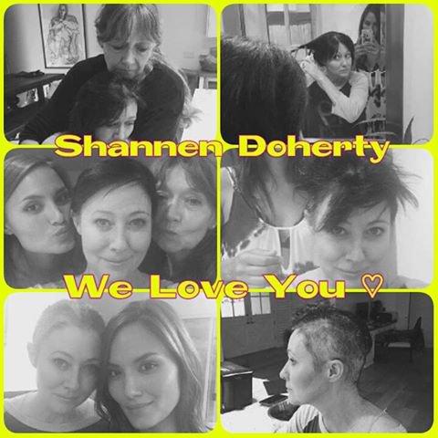 Le combat de Shannen Doherty contre le cancer du sein.