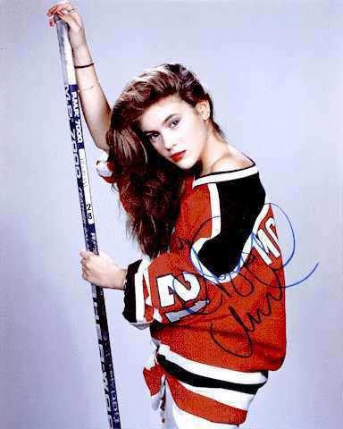 Fan de Hockey.