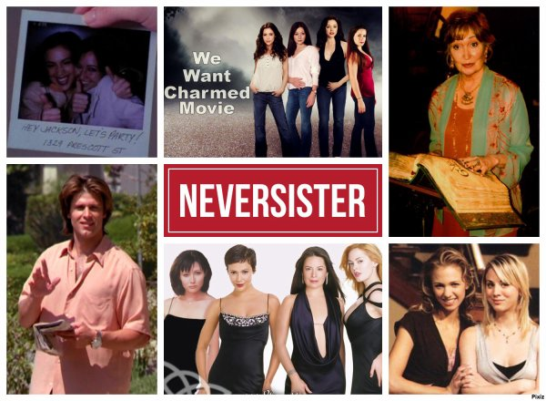 Nos souvenirs Charmed.