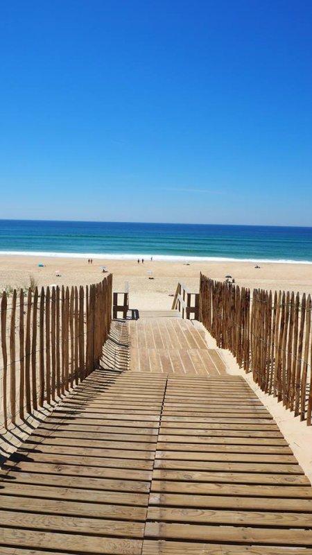 la plage secret