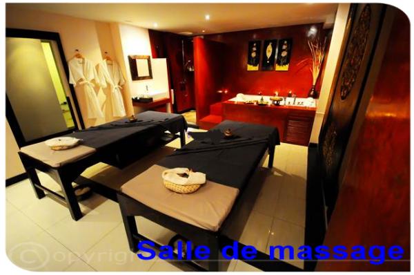 Salle de massage ^^