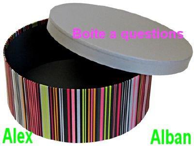 Boite a questions