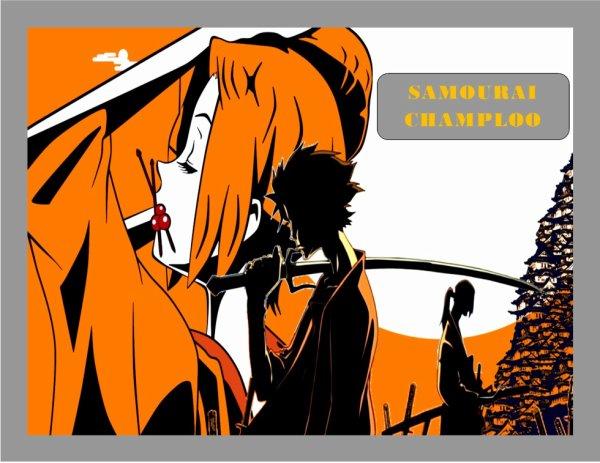 Samourai champloo