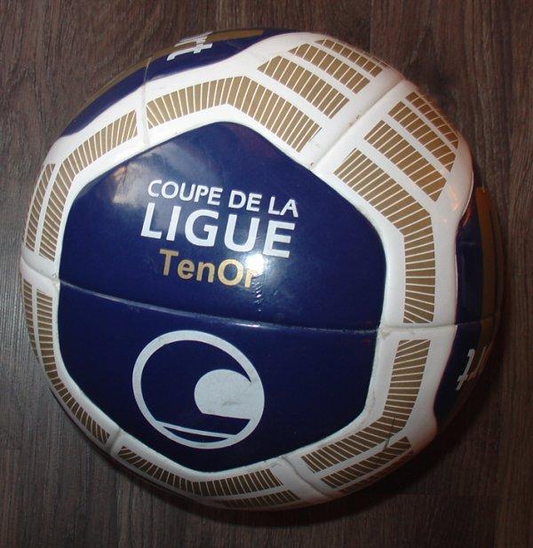 Ballon officiel Coupe de la Ligue