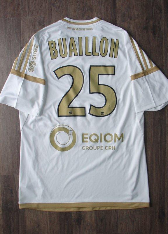 Maillot porté par BUAILLON