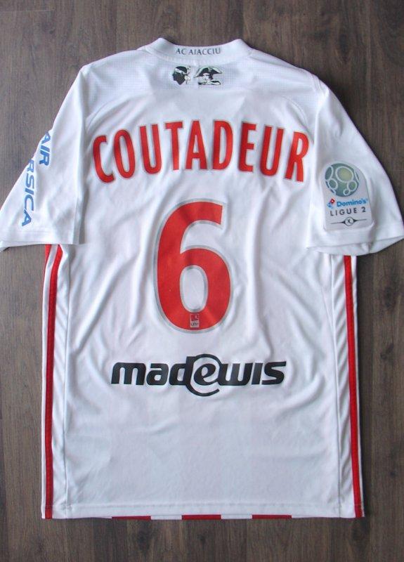 Maillot porté par Mathieu COUTADEUR