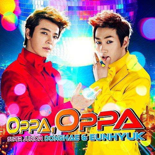 (Donghae & Eunhyuk) Super Junior / Oppa Oppa (2012)
