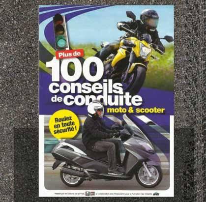 100 CONSEILS DE CONDUITE