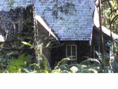 Maison d'Edward et Bella,dans la forêt.