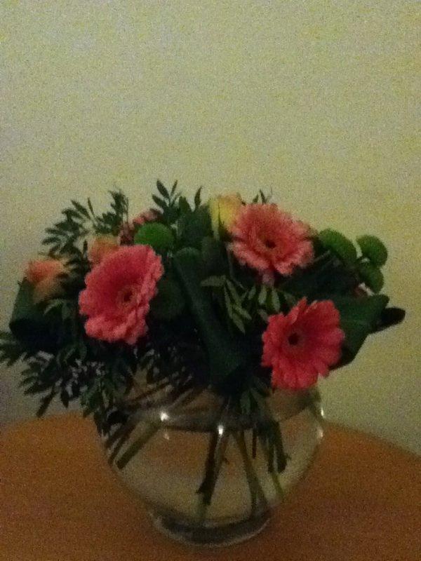 Bouquet de st valentin de mam´s