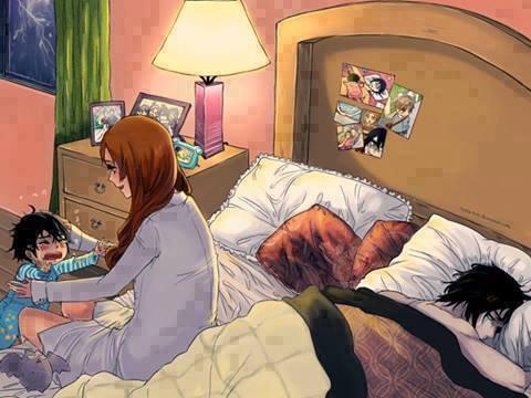Vous vous etes déja imaginer Natsume et Mikan comme sa ??