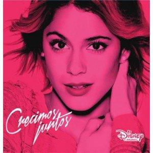 Le dernier album de Violetta sortie le 20 avril!! ♥